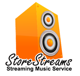StoreStreams Streaming Music Service